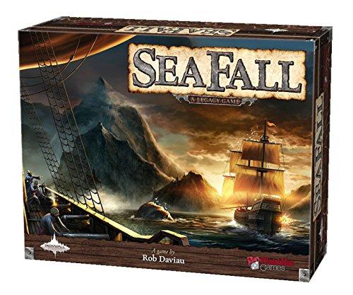 "Plaid Hat Games PHG13000 ""Seafall"" Game"