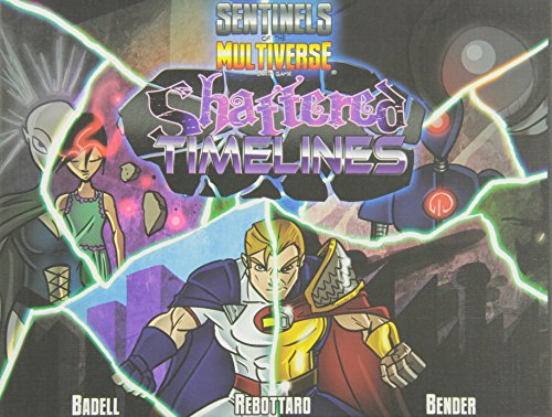 Sentinels of The Multiverse Shattered Timelines Card Game