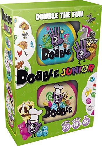 Asmodee Editions ASMDOBBJU01EN Dobble Junior