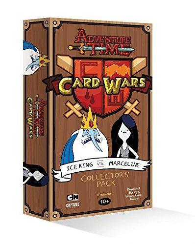 Adventure Time Card Wars Ice King Vs Marceline Collectors Pack