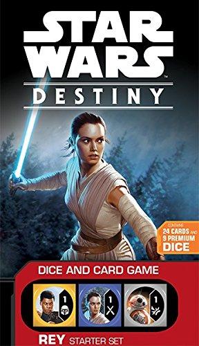 Fantasy Flight Games FFGSWD02 Star Wars Destiny Rey Starter Set