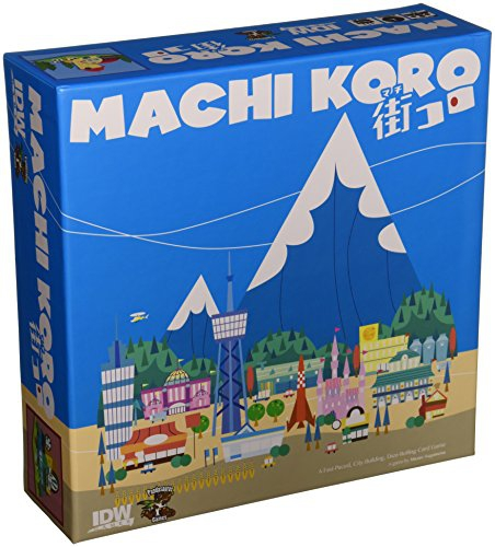 Machi Koro: The Card Game