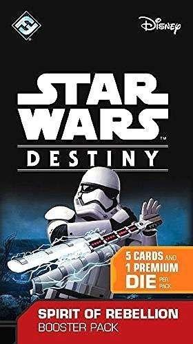 Star Wars Destiny Spirit of Rebellion Booster Pack (Pack of 36)