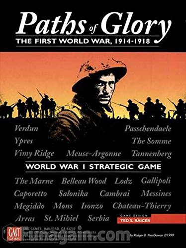 Paths of Glory 5th Edition