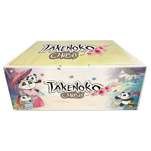 Matagot SAS MATSTAK5 - Takenoko: Chibis Collector Edition, Familien Standardspiele