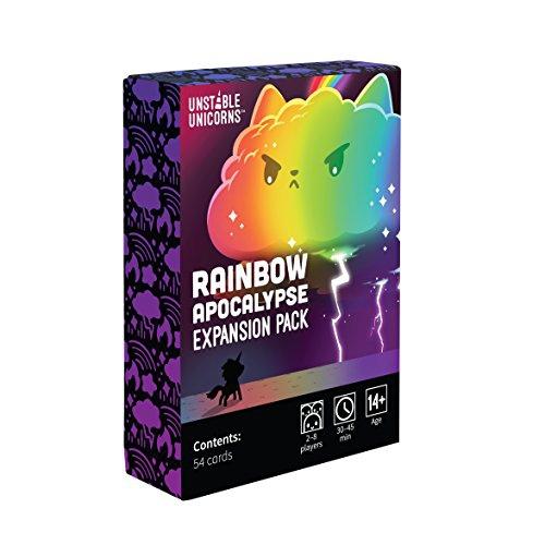 Unstable Unicorns Rainbow Apocalypse Expansion Pack