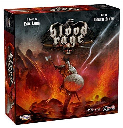 Blood Rage Board Game: Core Game Box