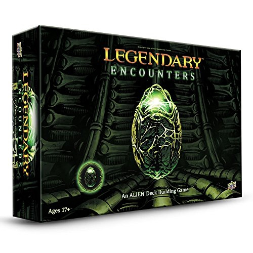 Legendary Encounters Alien Deckbuilding Game