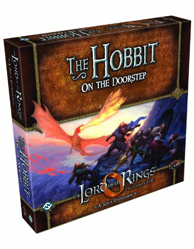 Lord of the Rings Lcg: The Hobbit on the Doorstep Saga Expansion(Spanish Version)
