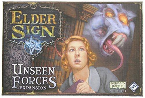 Elder Sign Expansion: Unseen Forces