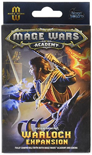 Mage Wars Academy Warlock Expansion - English