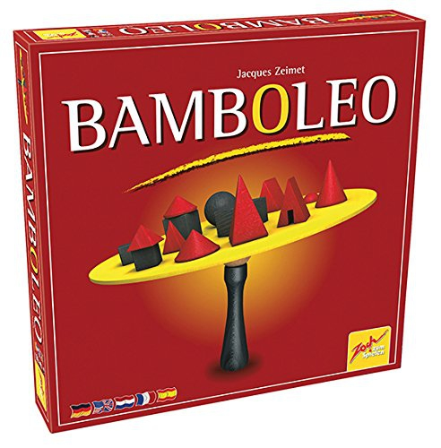 "Zoch 601120100 ""Bamboleo"" Game"