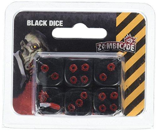 Zombicide - Black Dice - Accessories