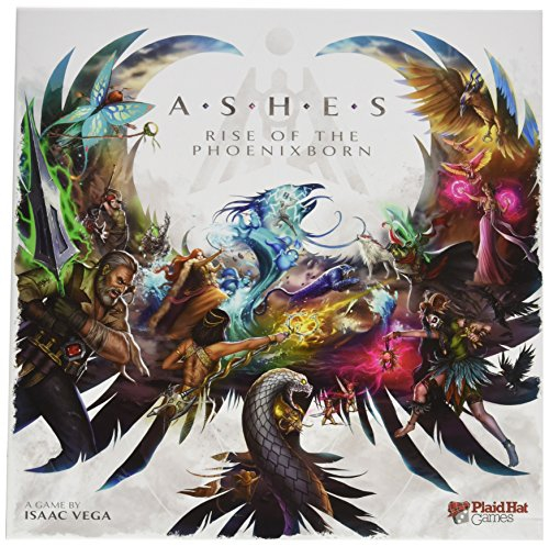 """Plaid Hat Games """"Ashes Rise of The Phoenix Born""""Card Game"""