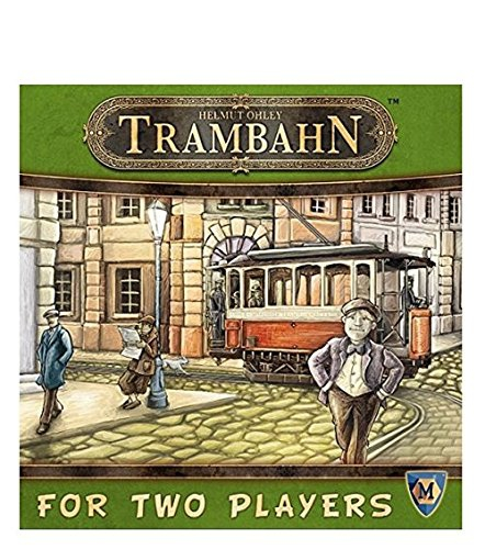 Mayfair Games Trambahn Board Game