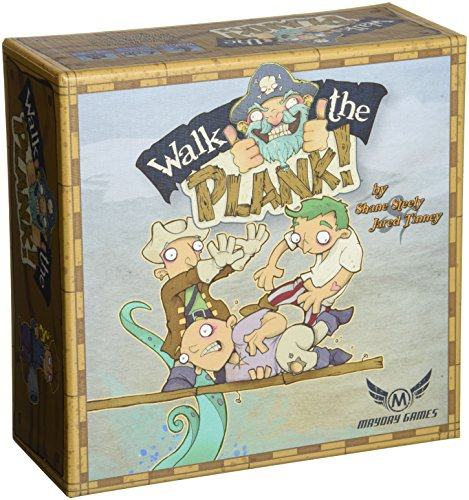 Mayday Games Walk The Plank Card Game Board Game