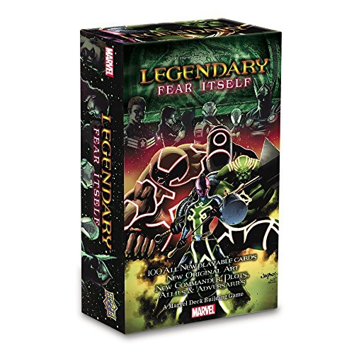 Marvel Legendary Deck Building Fear Itself