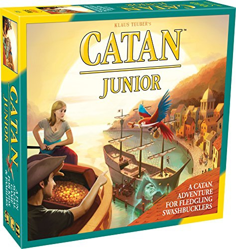 The Settlers of Catan Junior