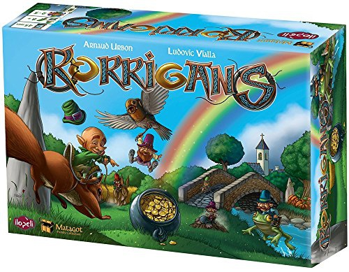 "Matagot SAS MATSKOR1 ""Korrigans"" Children Game"