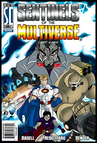Sentinels of The Multiverse Enhanced Edition Card Game