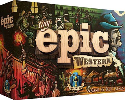 Tiny Epic Western - English