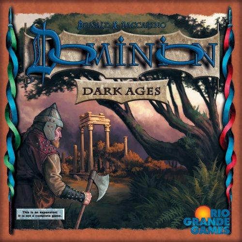 Rio Grande Games Dominion Dark Ages