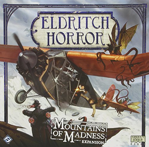 Eldritch Horror: Mountains of Madness Board Game Expansion