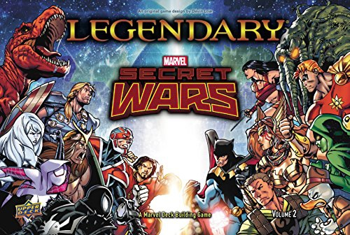Legendary Secret Wars - Volume 2