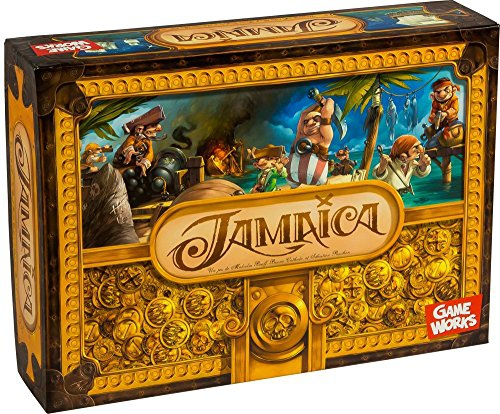 Jamaica Board Strategy Game