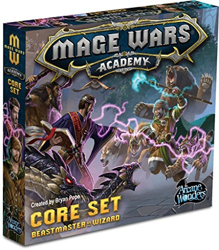 "Arcane Wonders ""Mage Wars Academy"" Board Game"