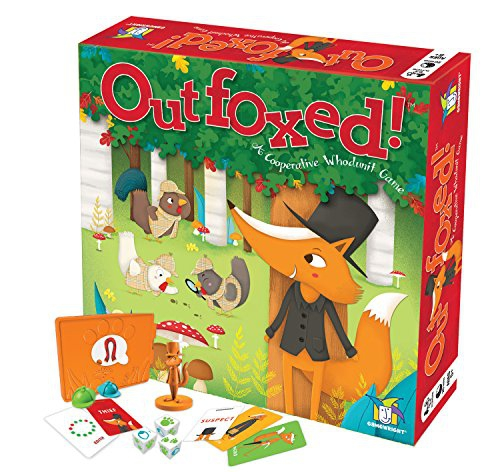 Gamewright OUTF GWT418 Game, Multicolour, Standard
