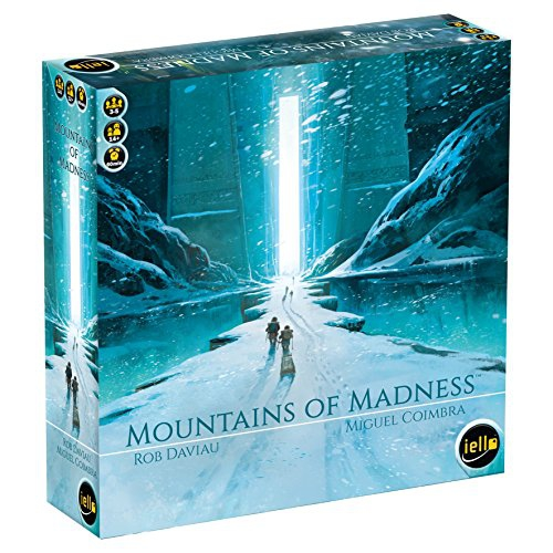 Mountains of Madness Cooperative Strategy Game