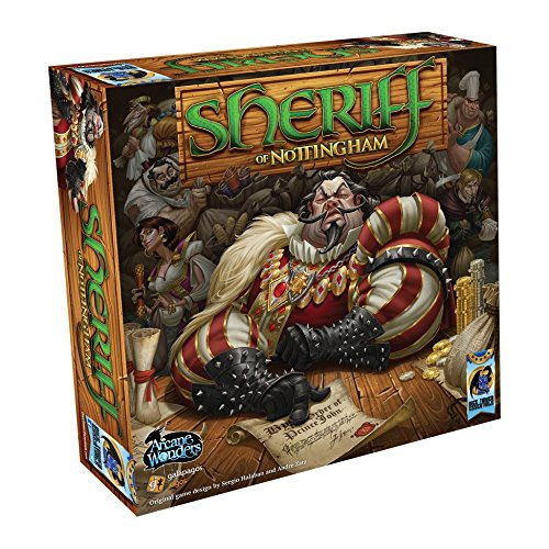 Sheriff of Nottingham Board Game, by Arcane Wonders