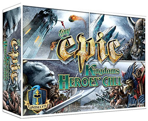 Tiny Epic Kingdoms: Heroes Call