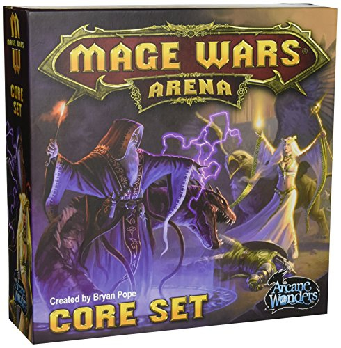 Mage Wars Arena Core Set Board Game