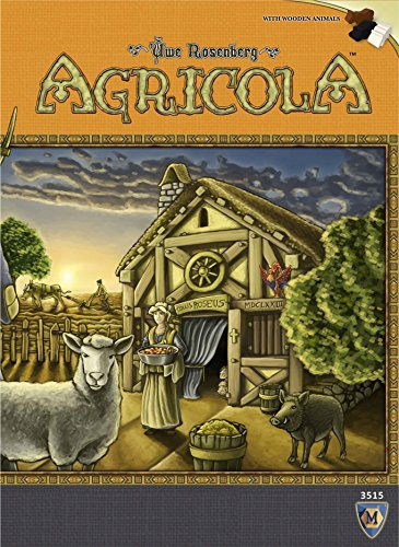 Agricola Board Game (2016 Edition)
