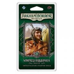 Arkham Horror FFG LCG: Winifred Habbamock Investigator Deck - English