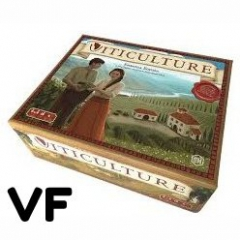 Viticulture Essential Edition Board Game - FRENCH version