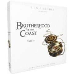T.I.M.E. Stories Exp #7: Brotherhood of the Coast (A Pirate's Song)