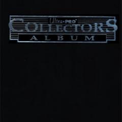 Ultra Pro 9er Combo Album (black)