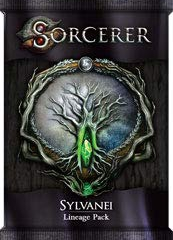 White Wizard Games Sorcerer Sylvanei Lineage Pack - English