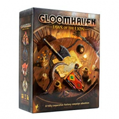 Cephalofair Games CPH0501 Gloomhaven-Jaws of The Lion, Mixed Colours