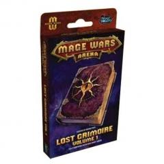 Mage Wars Arena Lost Grimoire Vol. 1 - English