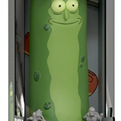 Cryptozoic Entertainment Rick & Morty Pickle Rick Game - English