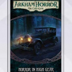 Fantasy Flight Games FFGAHC55 Horror in High Gear Mythos Pack: Arkham Horror LCG Exp