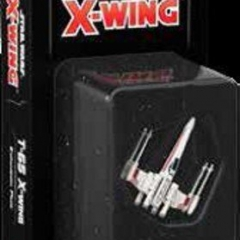 Fantasy Flight Games FFGSWZ12 Star Wars T-65 X-Wing Expansion Pack, Mixed Colours