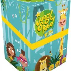 Asmodee ASMJSKI01EN Jungle Speed Kids, Mixed Colours