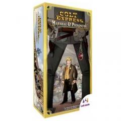 Colt Express Marshal & Prisoners