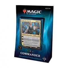 Magic The Gathering Commander 2018 - Adaptive Enchantment