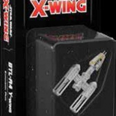 Fantasy Flight Games FFGSWZ13 Star Wars X BTL-A4 Y-Wing Expansion Pack, Mixed Colours